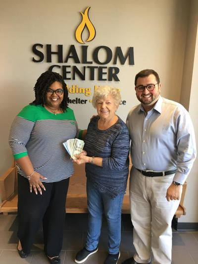 Shalom donation