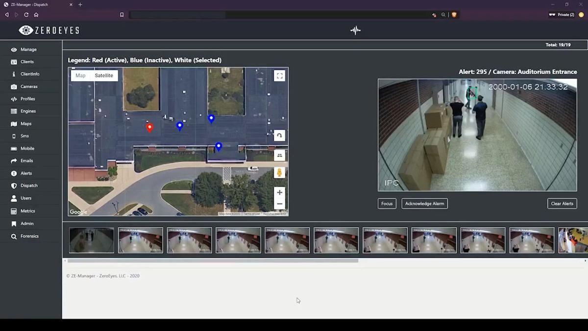 ZeroEyes detection demo