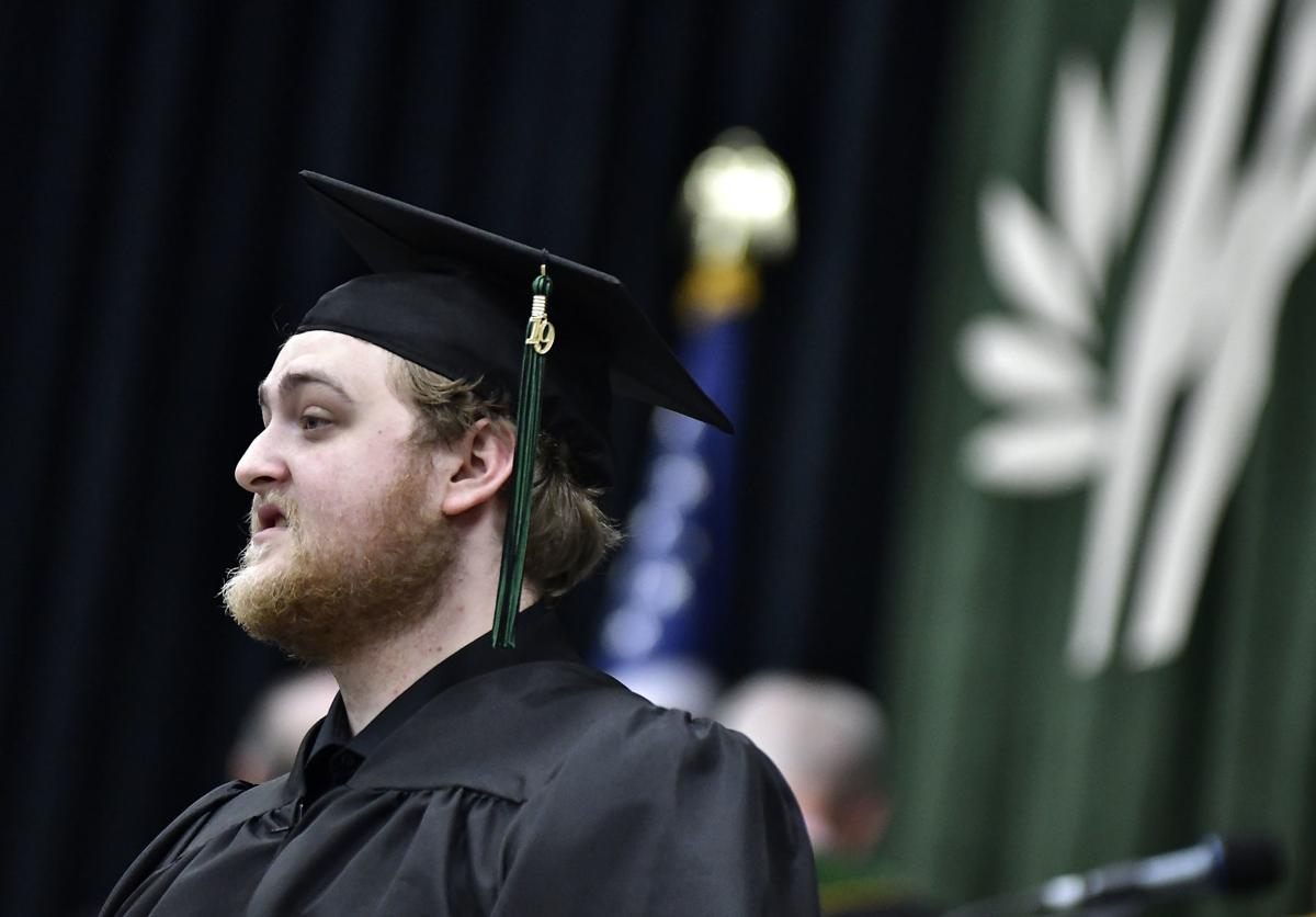 Uw Graduation Ceremony 2020.Uw Parkside 50th Anniversary Graduation Has Grads Aiming