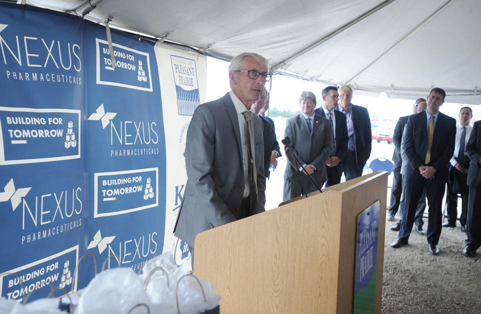 Illinois pharmaceutical firm to build $250 million facility in