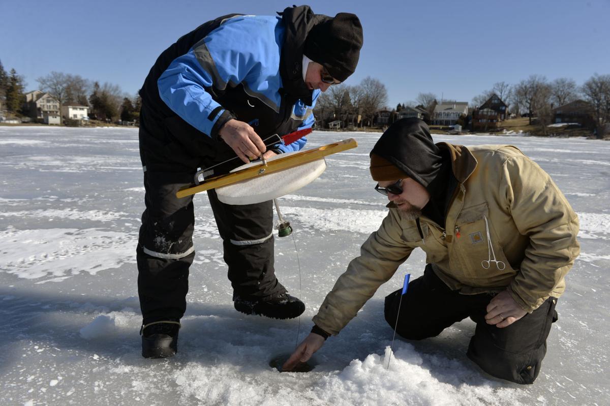 ICE FISHING DERBY TAVERN LEAGUE