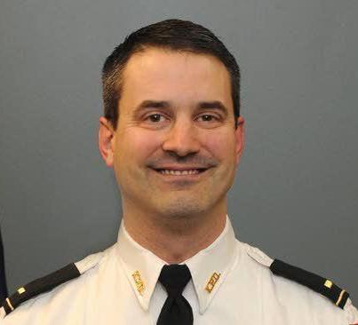 KPD Interim Chief Eric Larsen