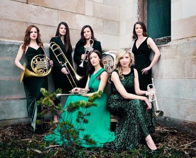 Seraph Brass group