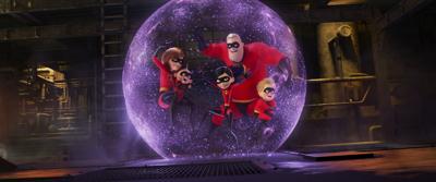 Film Review Incredibles 2