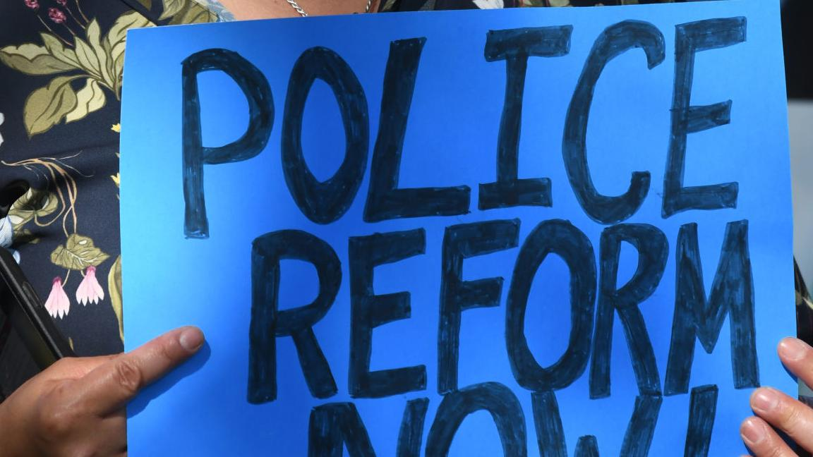 Legislative police reform package calls for creation of commission promoted by Michael Bell