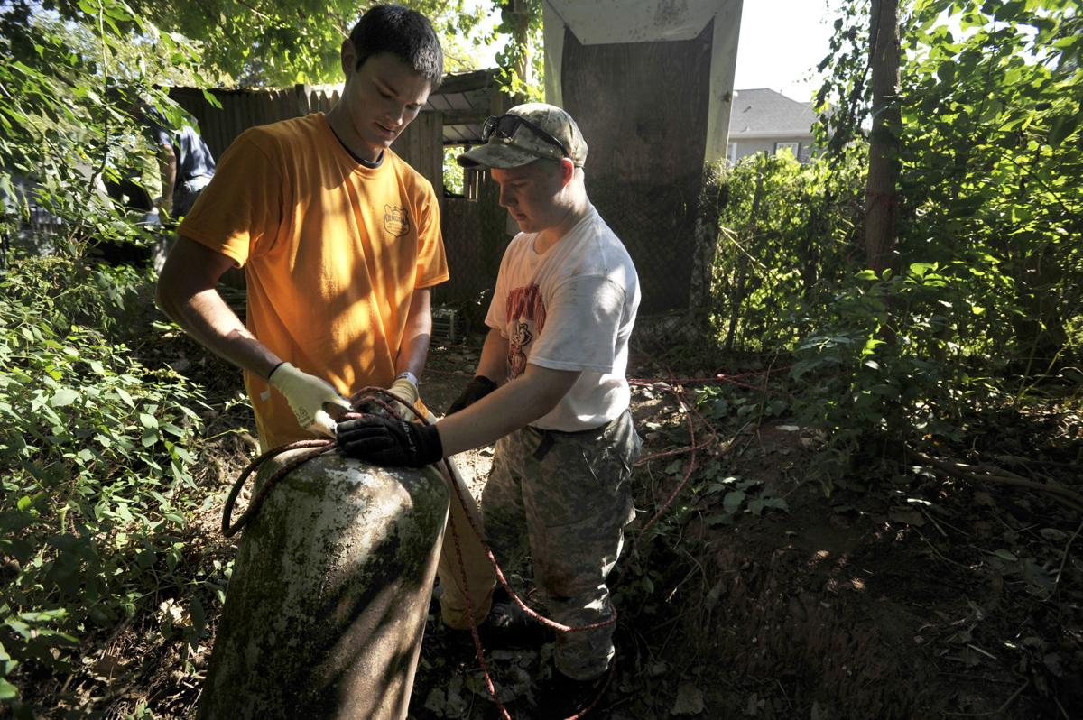 Pike River Cleanup