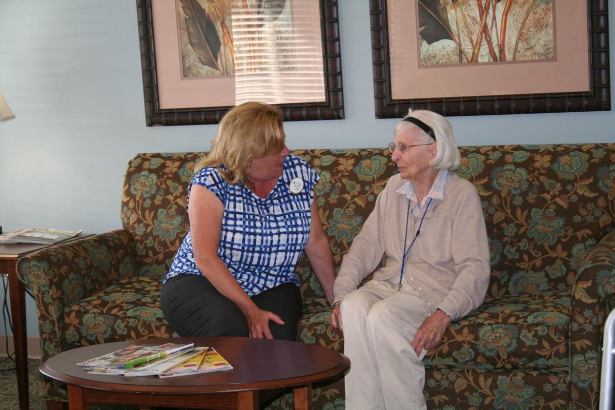 Robin Way helps seniors remain independent