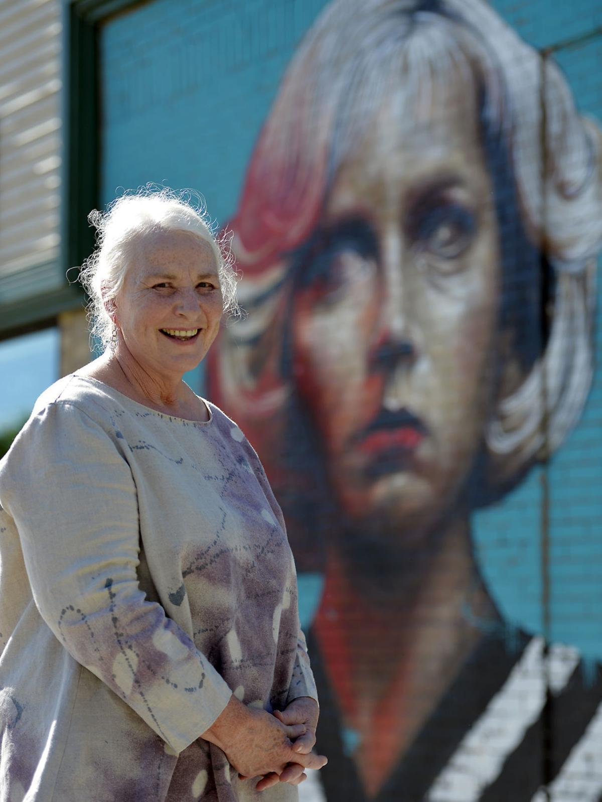 Marjorie Meyer of Re Vision Gallery