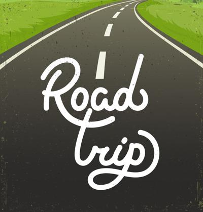 road trip illustration