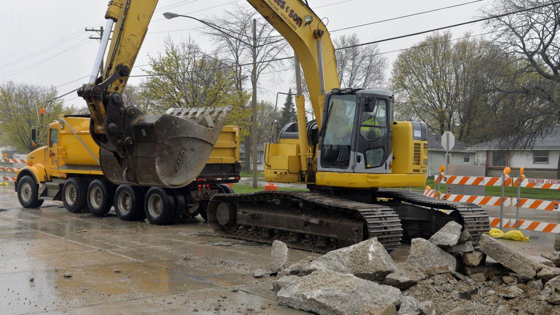 Mayor says road, infrastructure improvements are priorities
