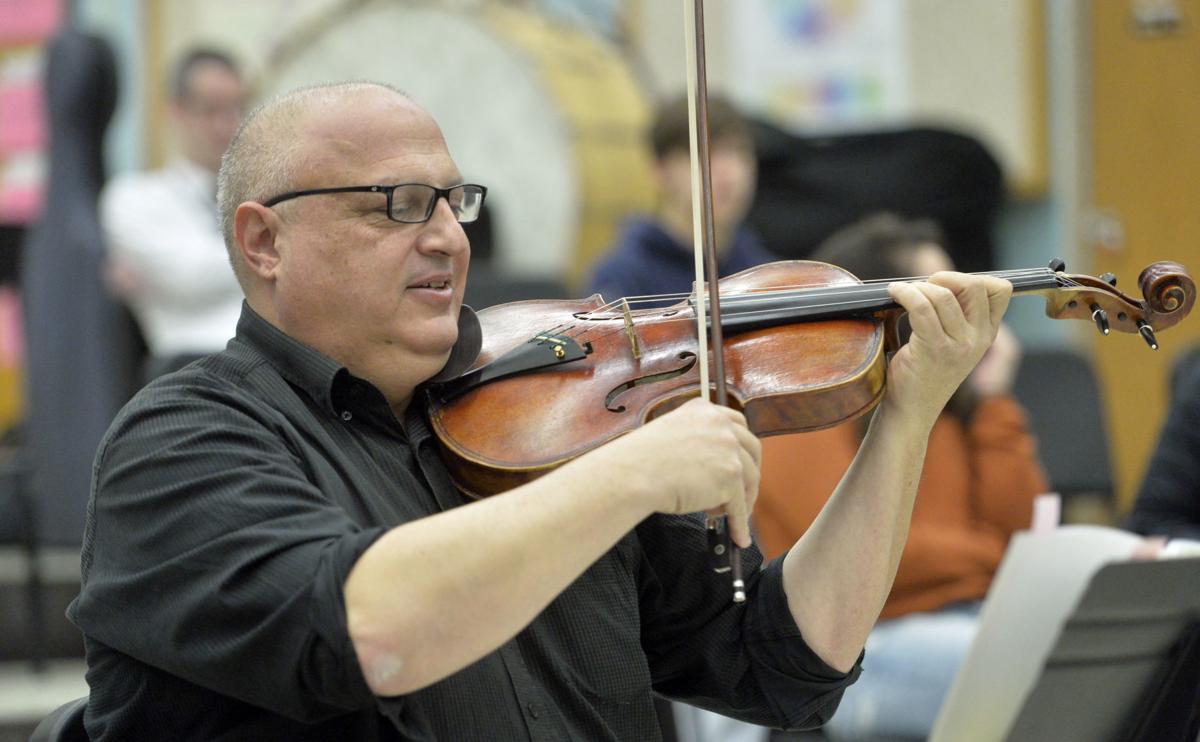 VISITING MUSICIANS PAUL CORTESE