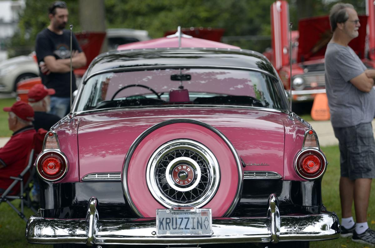 Overnight Storms Wet Conditions Force Cancellation Of Car Show To - Wisconsin classic car show calendar