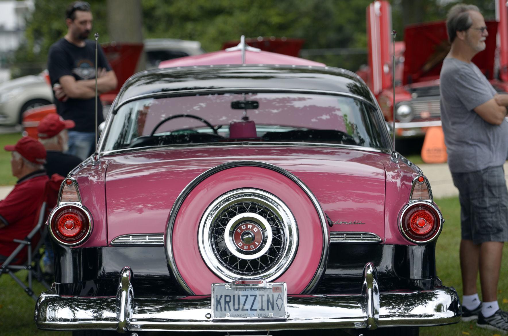 1955 Ford Fairlane History