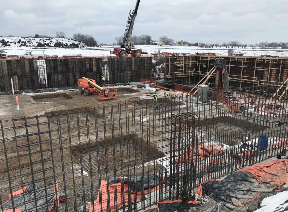Pritzker construction