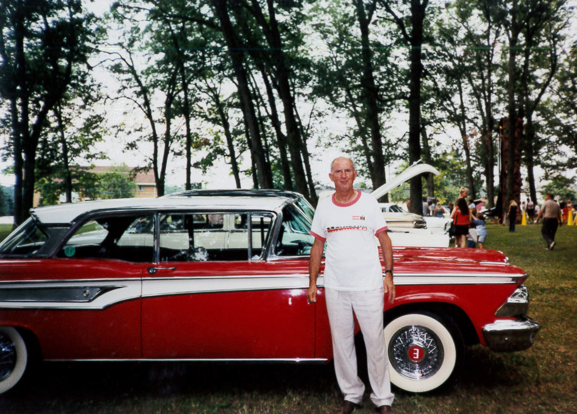 Tony car show