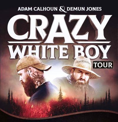 crazy white boy