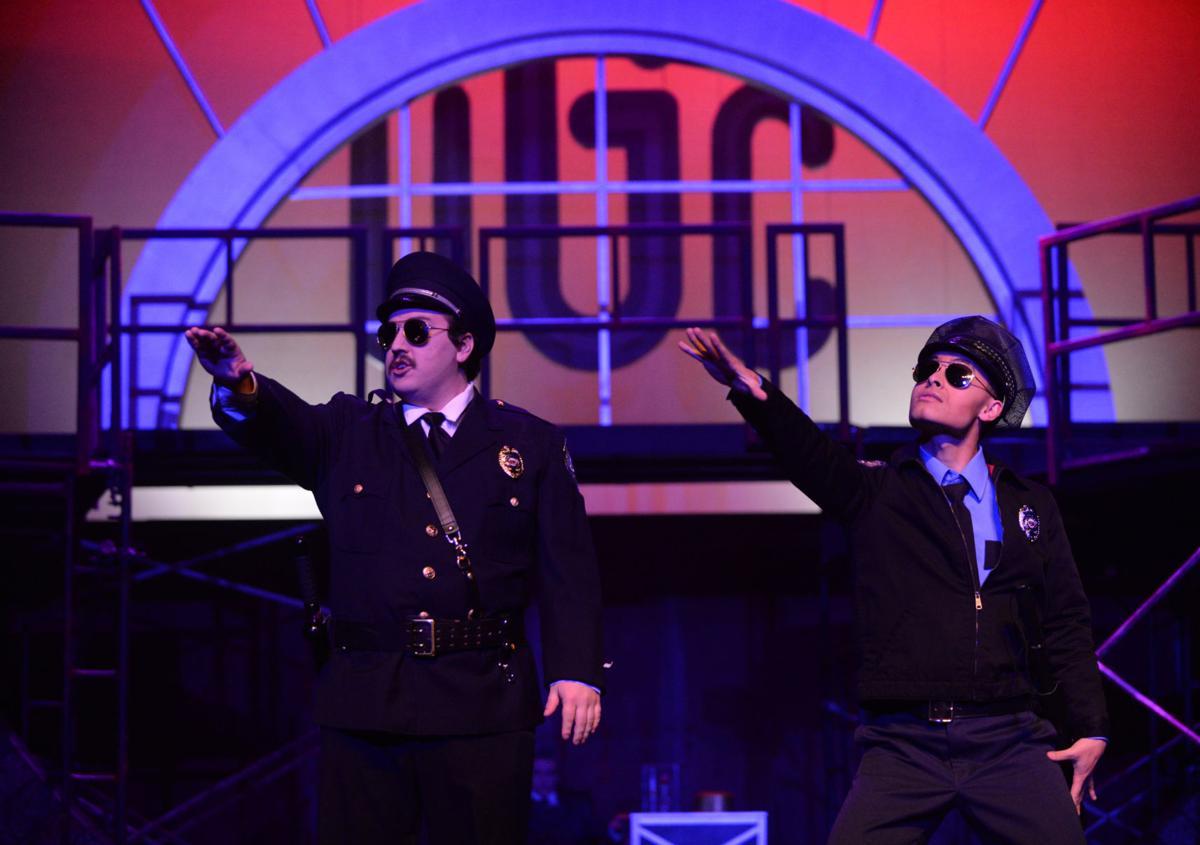 urinetown 2 cops