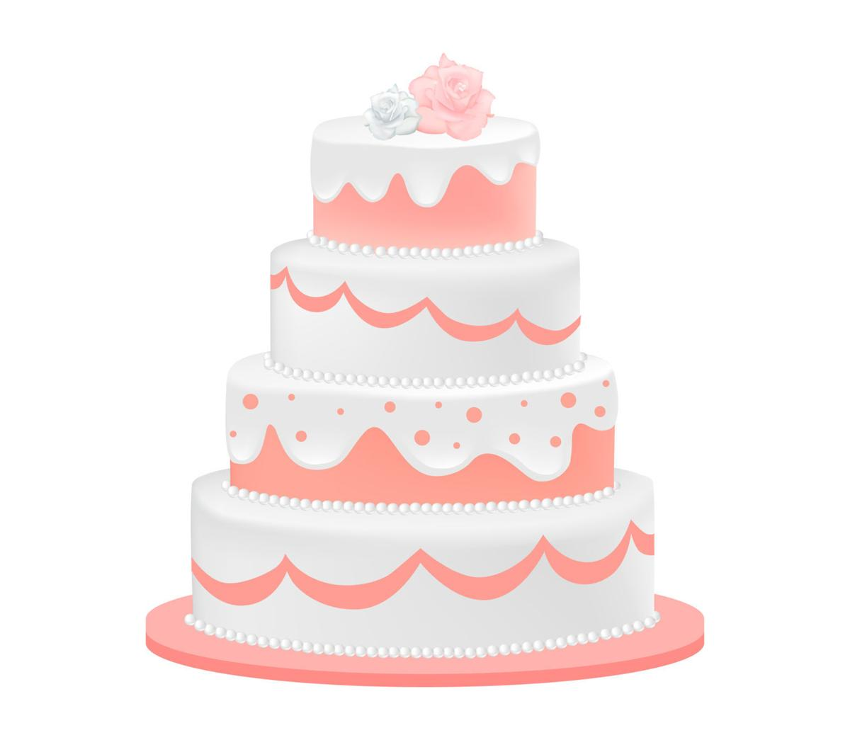 fancy tiered cake2