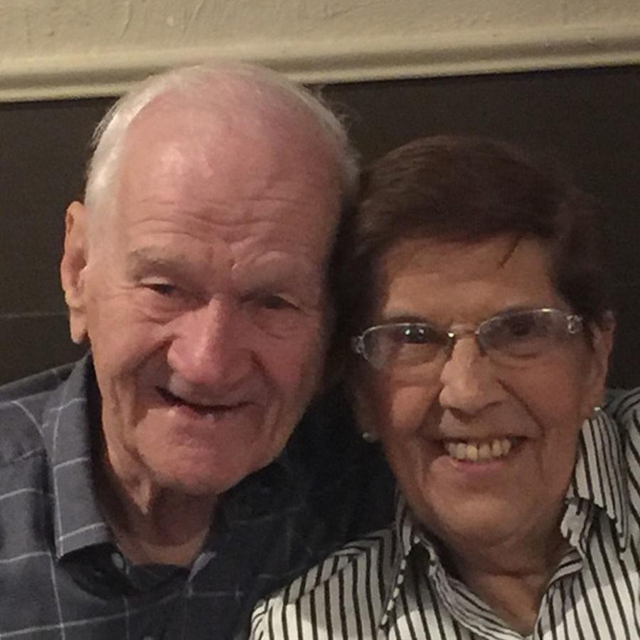 William and Elsie Scuglik
