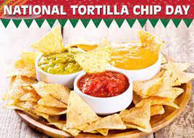 Tortilla Chip Day