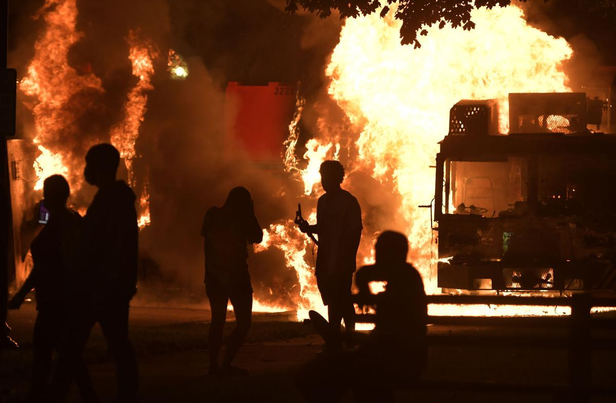 Damage to city garbage trucks, other equipment destroyed in riots climbs to nearly $2 million | News | kenoshanews.com