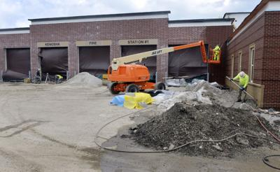 New fire station construction on schedule | Local News