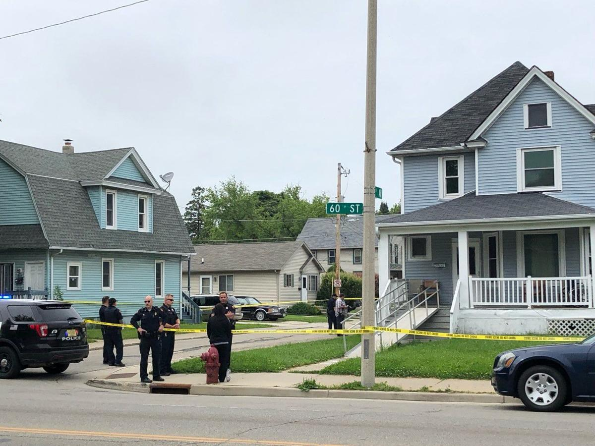 SHOOTING ON 60TH STREET