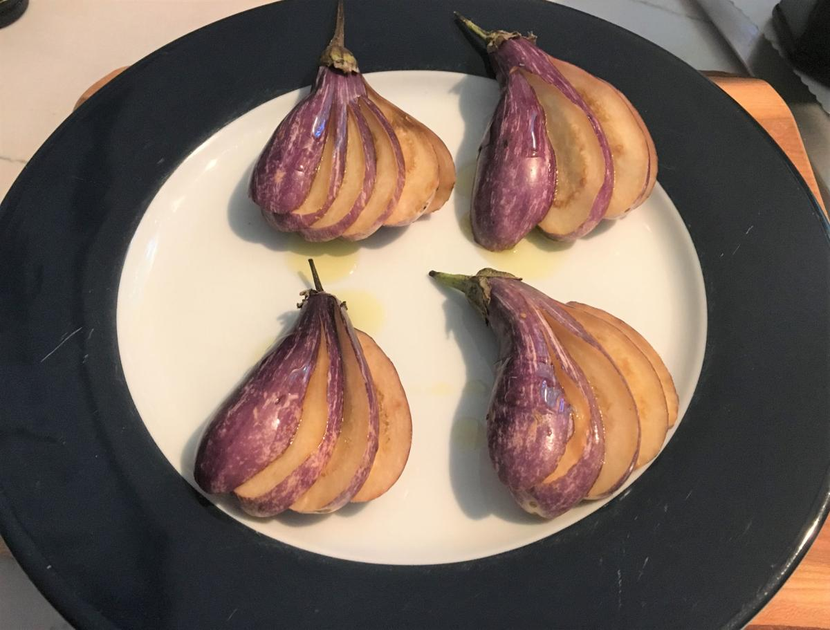 jerome-eggplant ready to grill