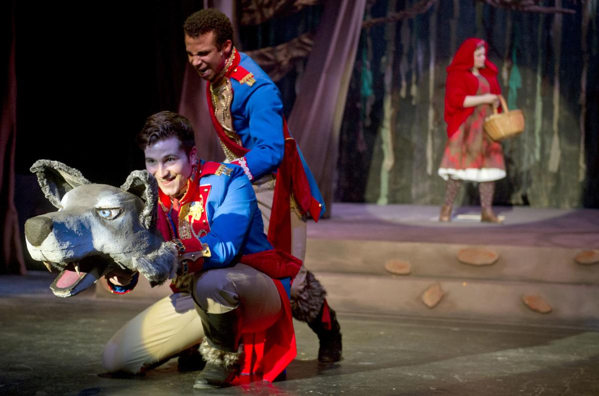 Into The Woods Offers Not So Happily Ever After Take On Fairy