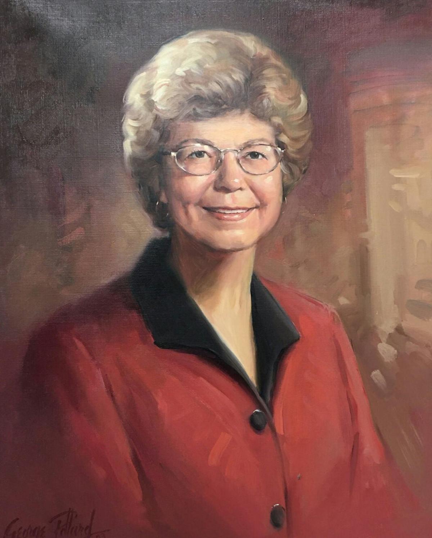 Ruth portrait