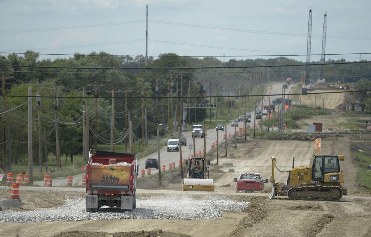 HWY 142 CONSTRUCTION