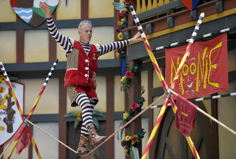 Bristol Renaissance Faire opens 30th season