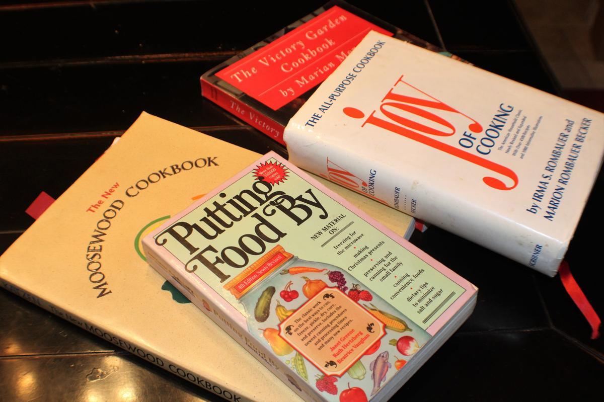 favorite cookbooks kate jerome
