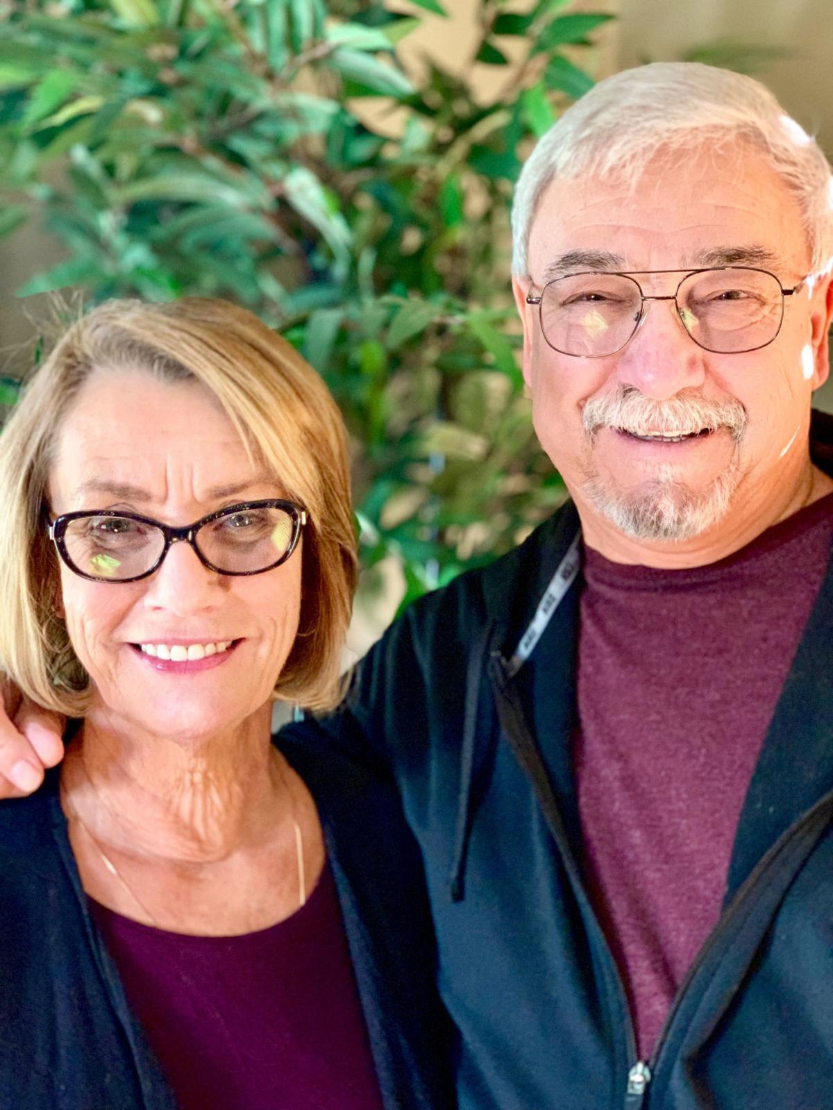 Patricia and Gary Carlino