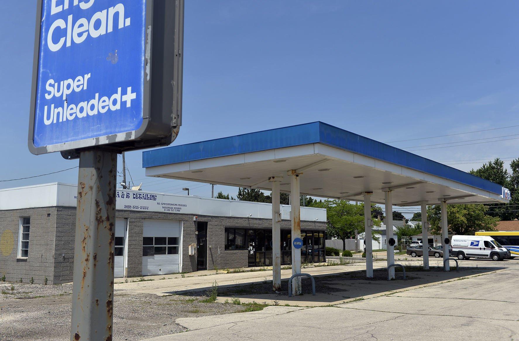 Fix It What About Longtime Abandoned Gas Station Fixit Kenoshanews Com
