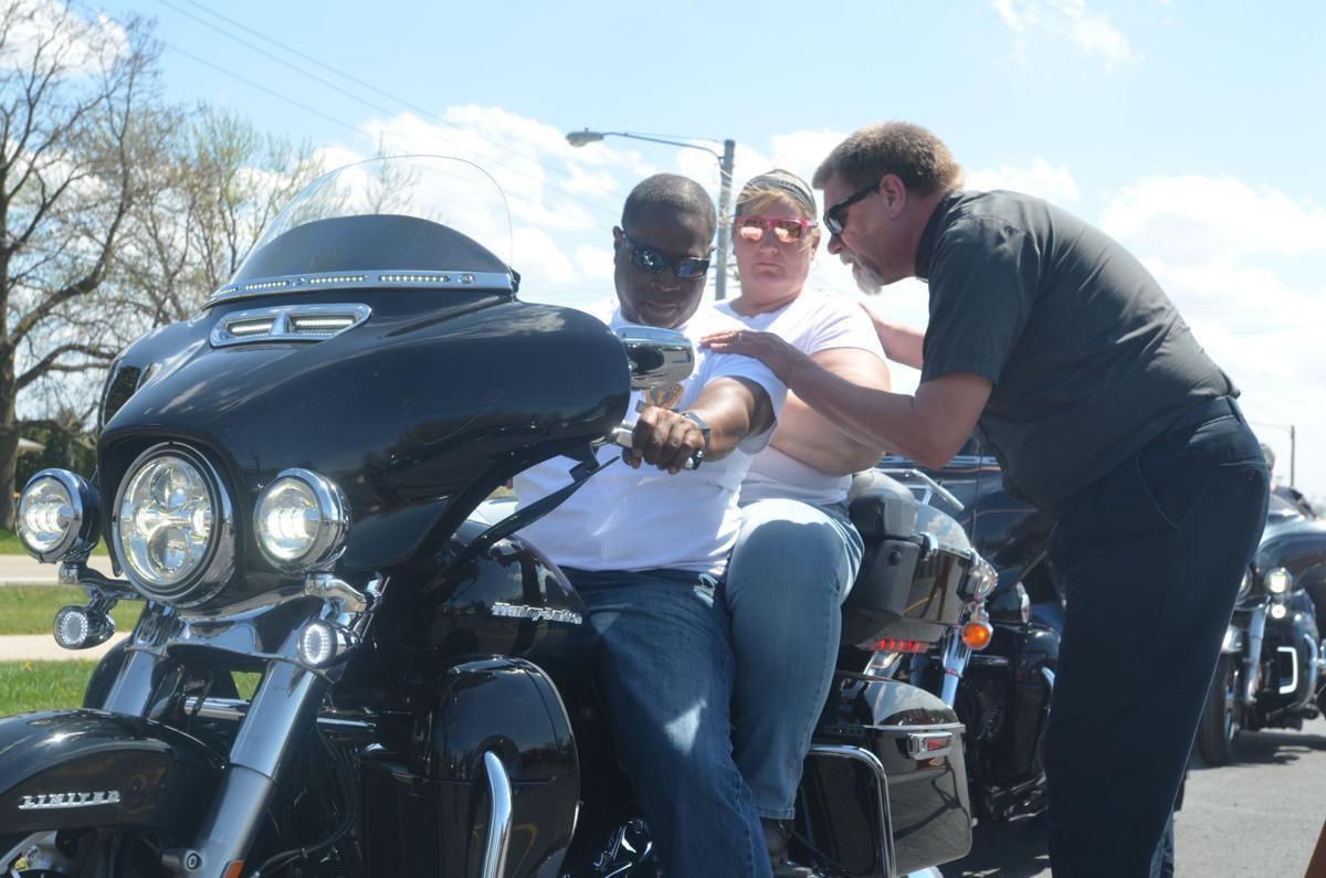 Prayers for a safe ride