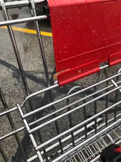 shopping cart razor