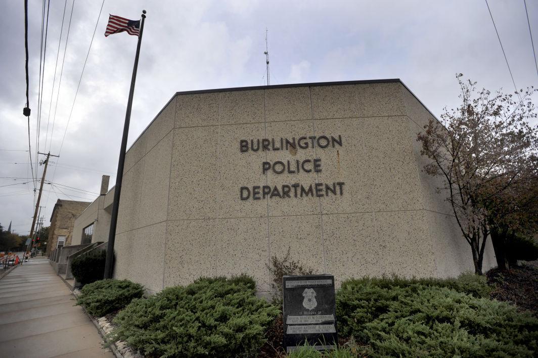 Burlington Police Department news