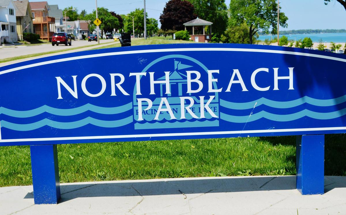 North Beach Sign