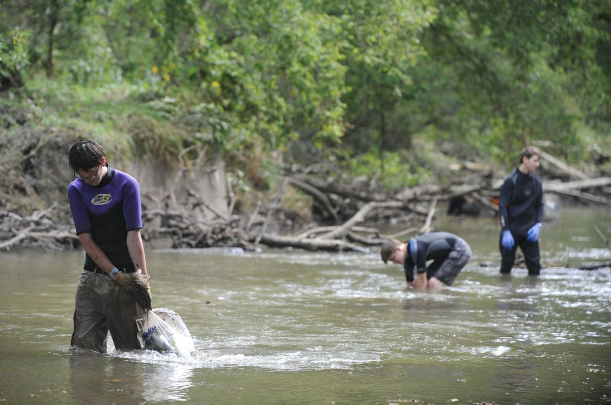 PIKE RIVER CLEAN UP