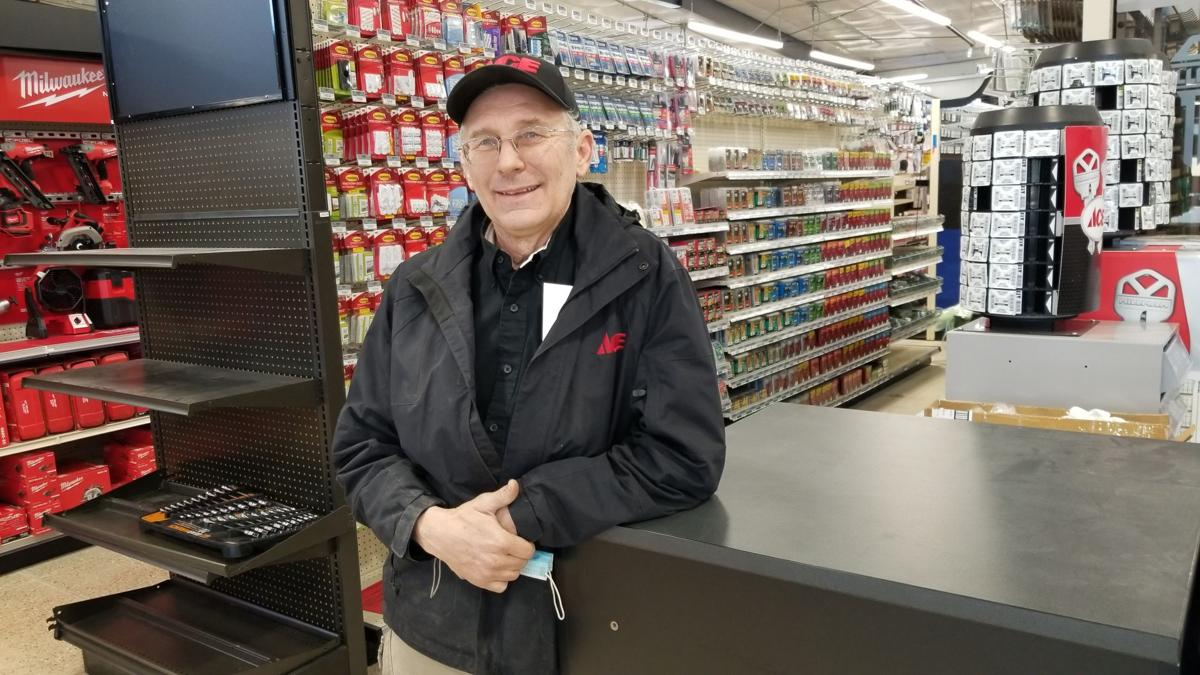 Prairie Side Ace hardware opens