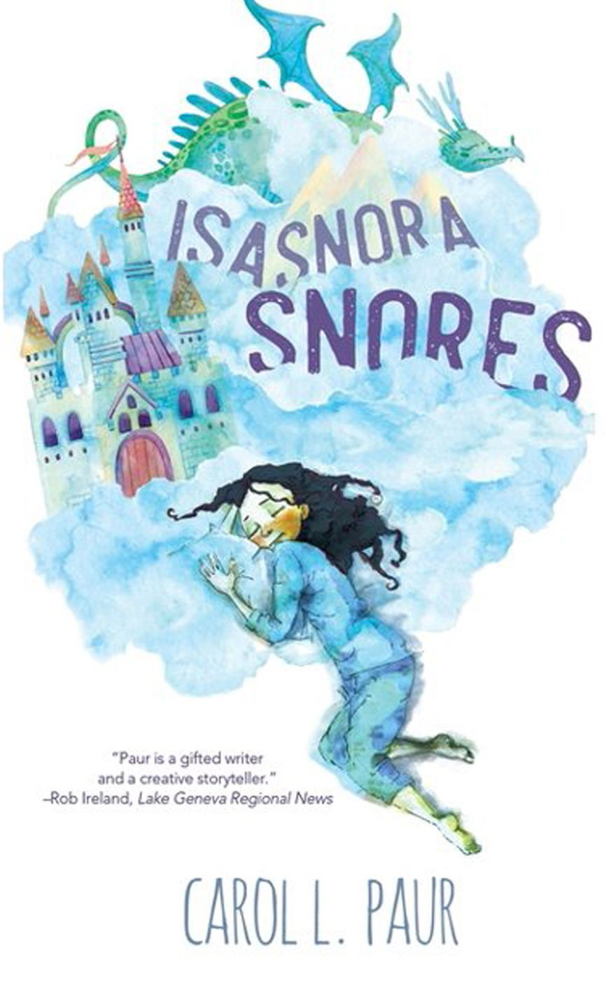 Isasnora Snores book cover