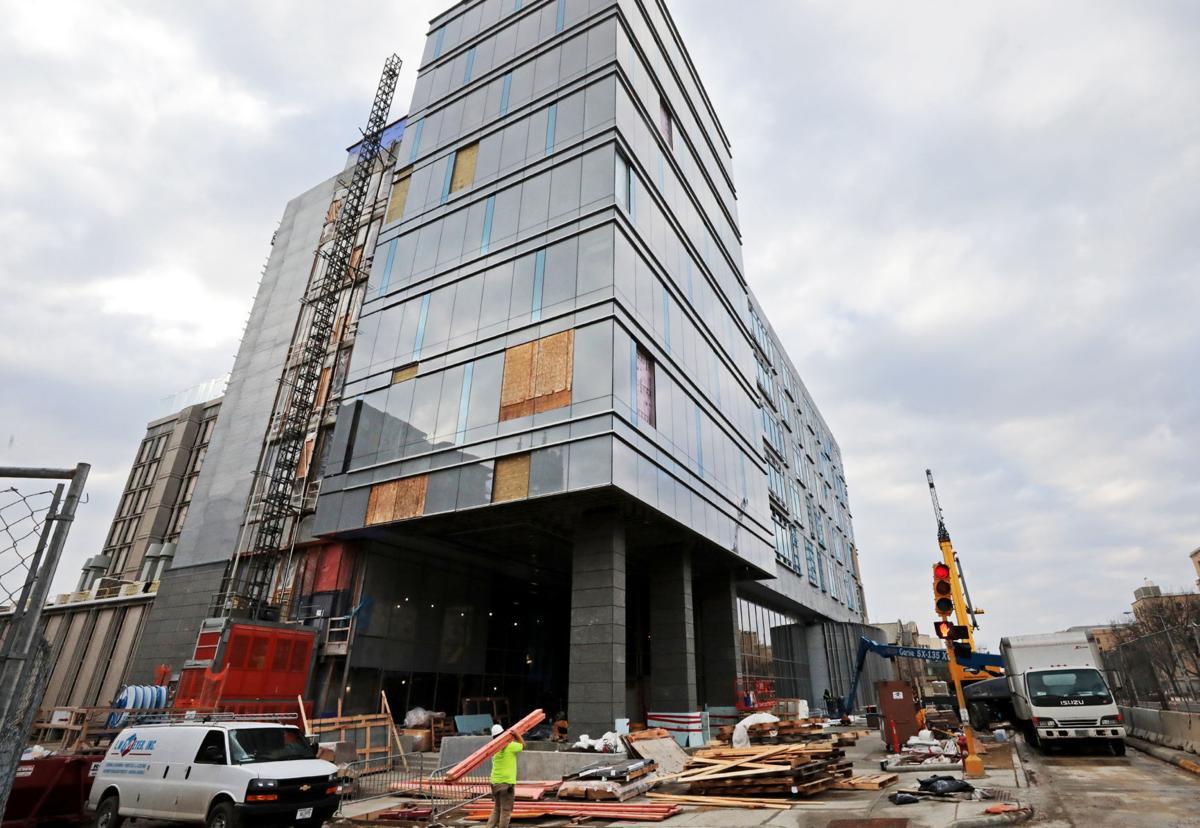 UW-Madison chemistry building