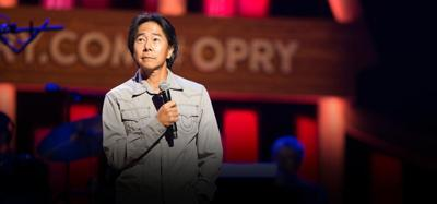 Henry Cho at Grand Ole Opry