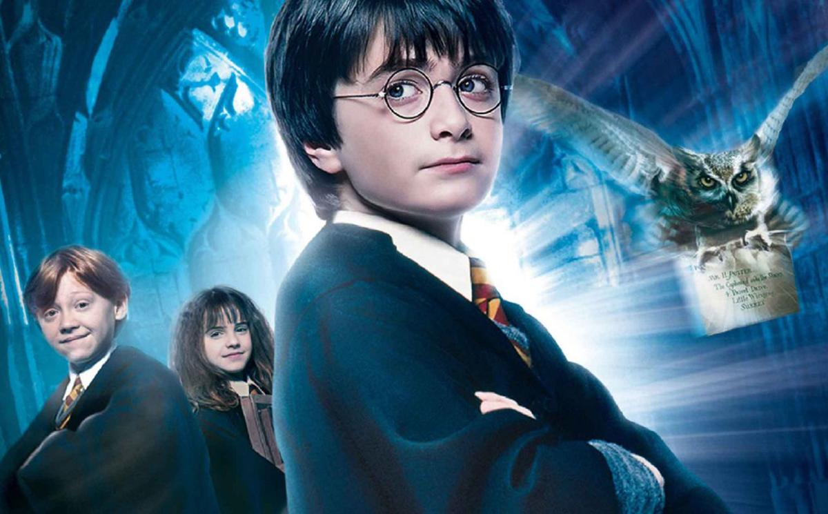 Harry Potter and the Sorcerers Stone film