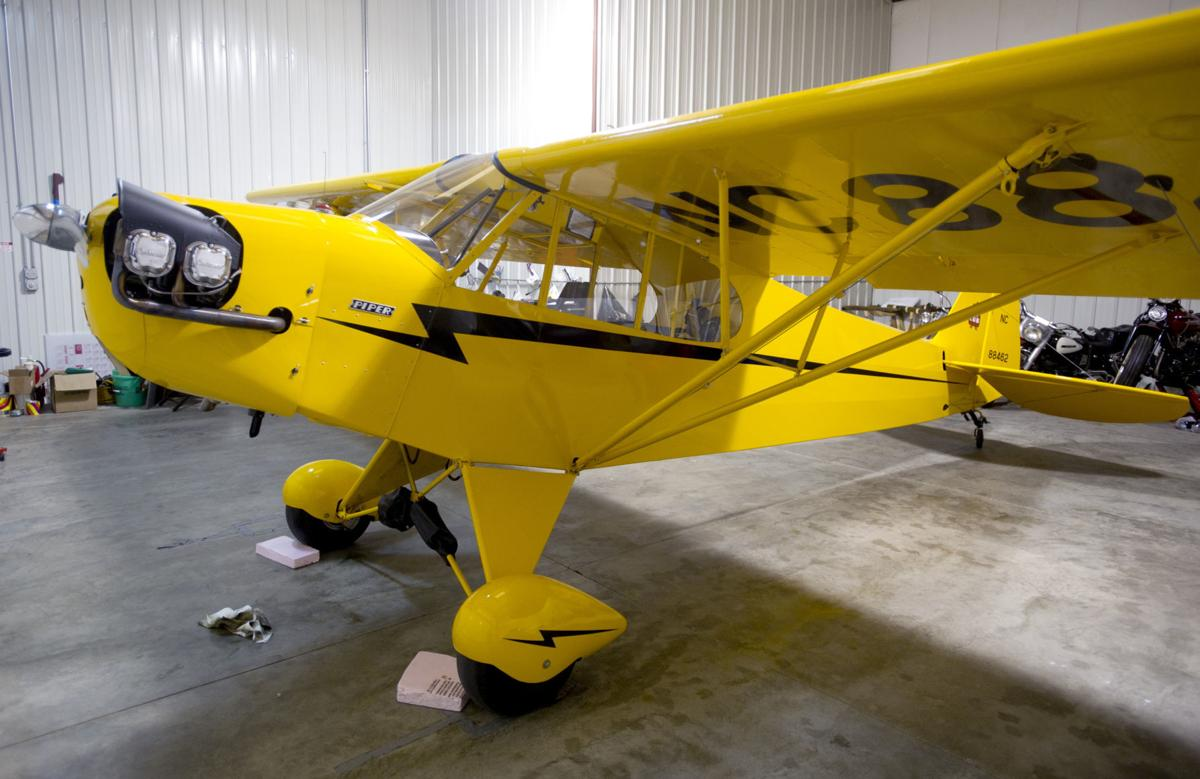 He wanted to fly, so he built a plane: Local man wins awards for