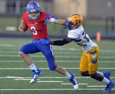 Generals pull away late to stop Trojans | Local Football