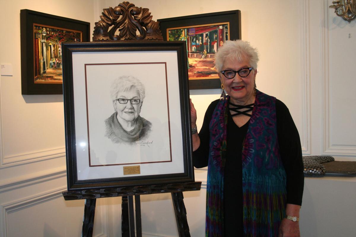 Anderson Arts award