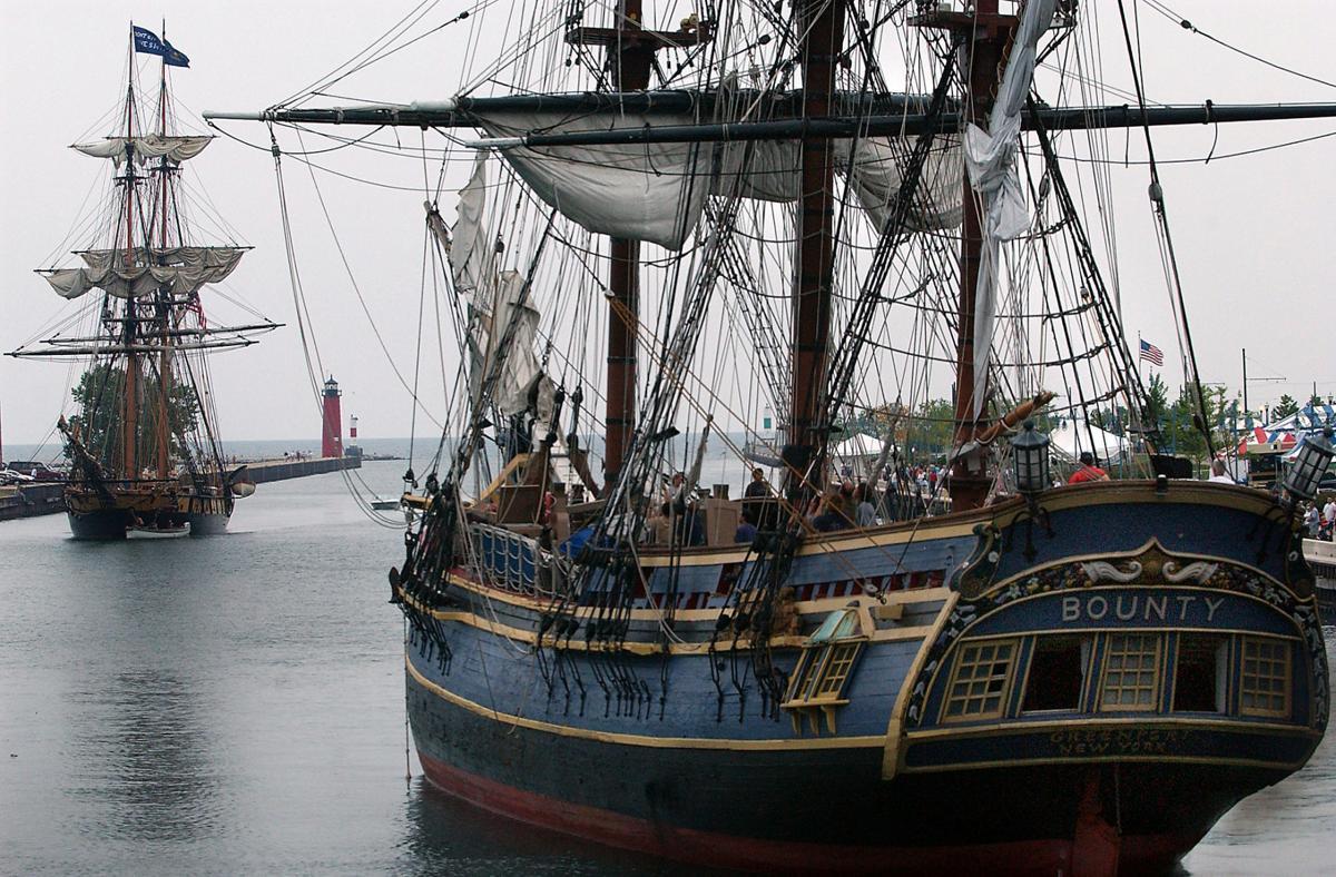 Niagara and Bounty