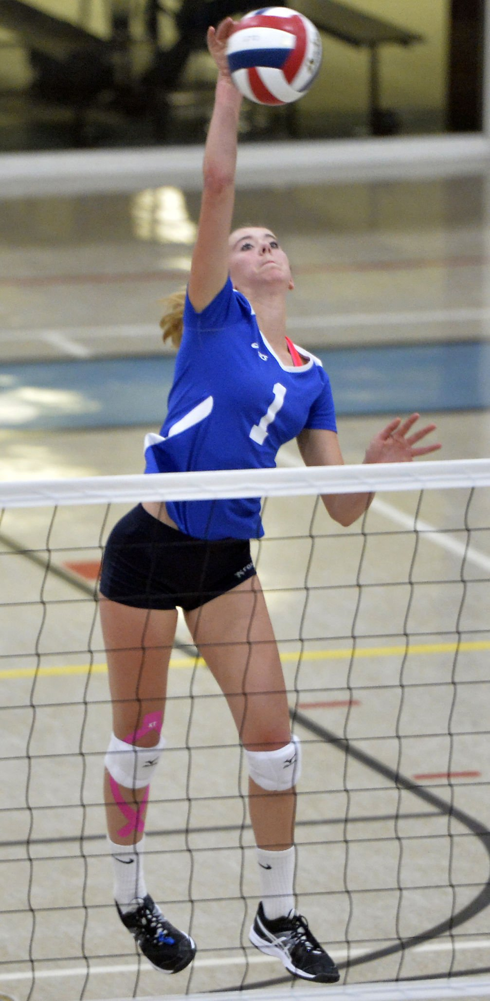 naked country girl volleyball
